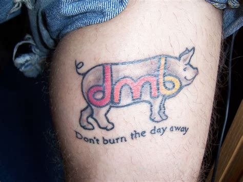 dmb tattoos do you regret getting a dmb page 2