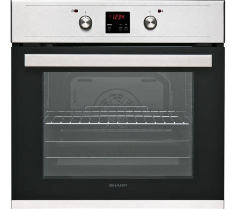 Oven Sharp buy sharp k 61d27im1 electric oven stainless steel