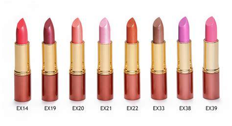 Lipstick Schweiz ikos kosmetik trend lippenstifte 8 farben makeup24 ch