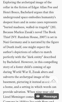 Plot diagram of the Book Thief. Including the Exposition