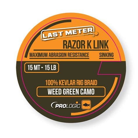K K Link razor k link prologic fishing