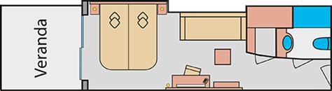 aida panoramakabine aidaprima kabinen und suiten bilder