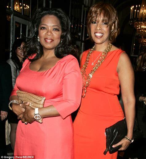 oprah winfrey best friend oprah winfrey s best friend gayle king mocked her lifetime
