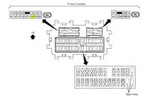 p0057 2003 infiniti g35 where s the fuse located autocodes q a