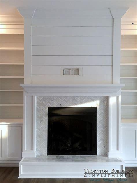 Shiplap Corner Fireplace Best 25 Fireplace Ideas Ideas On