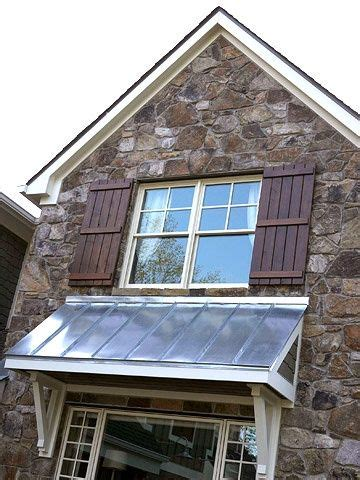 put  awning    door curb appeal metal