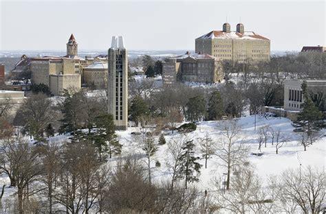 the university of kansas winter view at ku credit david f mckinney 169 the