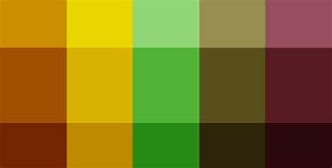 Top Top Senam Colour Hitam Hijau sribu permainan warna dalam desain agar terlihat lebih profesional