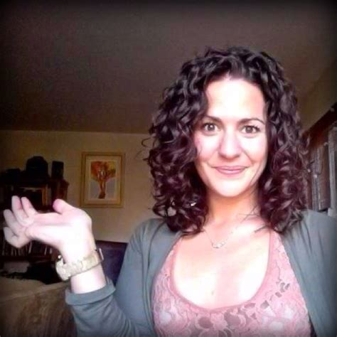 deva cut hairstyle the perfect curl after the dry haircut i styled her with