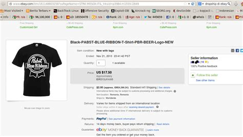 Kaos Enterpreneur dropshipping t shirt kaos di ebay devilzc0de enterpreneur