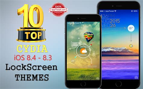 lock themes cydia top 10 cydia lockscreen themes for ios 8 4 ios 8 3 8 7