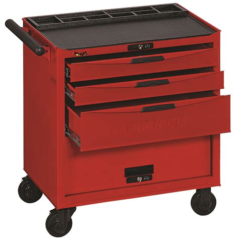 Tool Box Cabinet by Teng Tools Tcw803n 3 Drawer 8 Series Roller Cabinet Tool