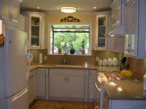 Small U Shaped Kitchen Remodel Ideas Very Small U Shaped Kitchen In West San Jose Ca