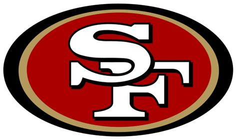 what does sf on logo file san francisco 49ers logo svg