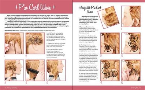 how to hairstyles classic curl step by steps ghd how to books vintage hair and vintage makeup with our