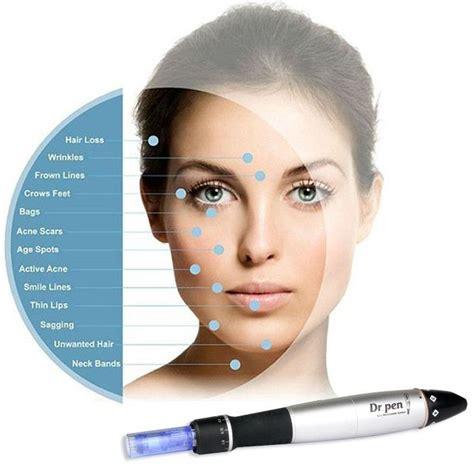 Dr Pen Dermapen Micro Derma Neddling Dermabration dr pen derma pen auto microneedle system machine st 03