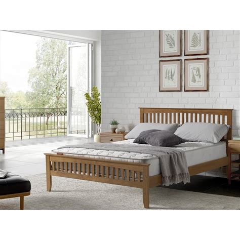 bed frame uk oak bed frame small beds from uc beds uk