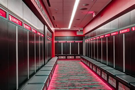 locker room football locker room project of houston