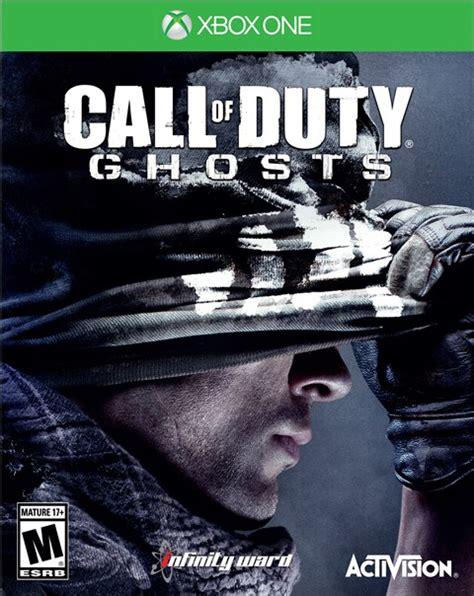 console e mania shop call of duty ghost para xbox one mania shop