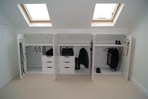Loft Cupboards wardrobes