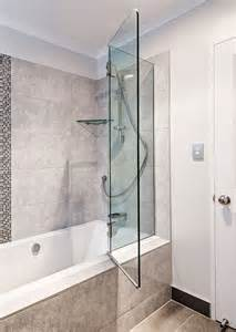 Baths With Shower Screens bath screens shower solutions