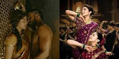 most popular lines from bajirao mastani namastenp here s why sanjay leela bhansali movies have sad endings