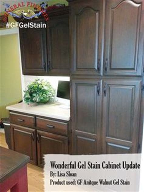 How Do You Stain Kitchen Cabinets A Diy Tutorial That Teaches You How To Stain Oak Kitchen