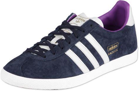Adidas Gazelle adidas gazelle og w calzado azul violeta