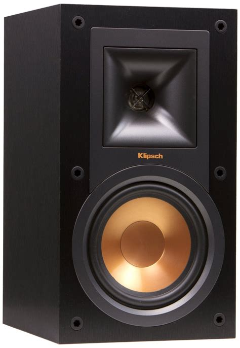 klipsch r 14m reference bookshelf speaker
