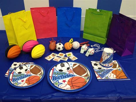 sports themed birthday decorations sports themed birthday party home party ideas