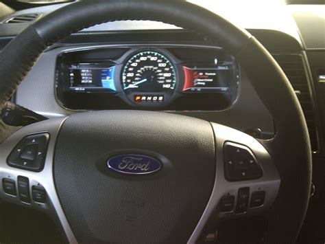 2013 Ford Taurus Sho Interior by 2013 Ford Taurus Interior Pictures Cargurus