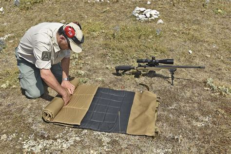 Tactical Shooting Mats by From Brownells The Bob Allen Tactical Shooting Mat The