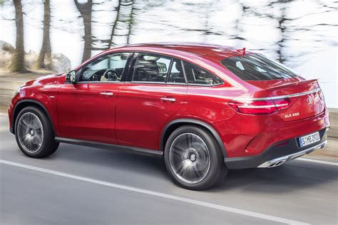 Mercedes X6 by New Mercedes Gle Coupe Visually Compared With The Bmw