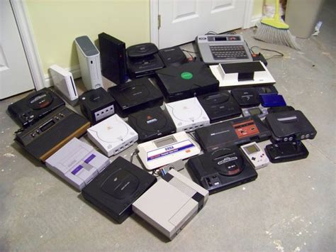 my console my console collection by alhedgehog on deviantart