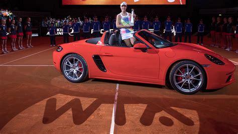 Porsche Grand Prix porsche tennis grand prix angelique kerber wins all