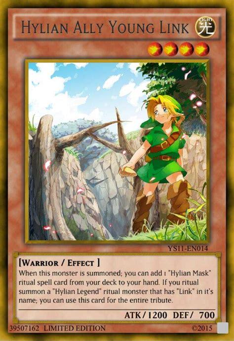 Link Majora S Mask Card Template by Hylian Yugioh Card Majora S Mask Part 3 3 Amino