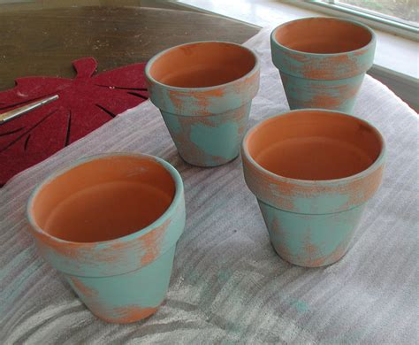 monogram your terra cotta pots simply rooms by design