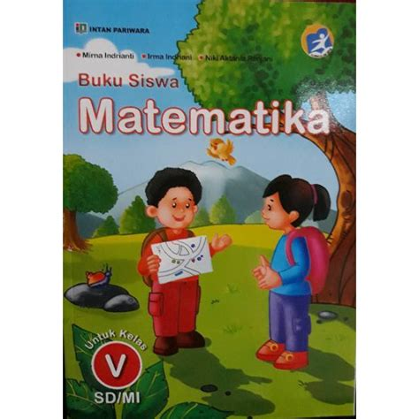 buku matematika kelas  sd  shopee indonesia