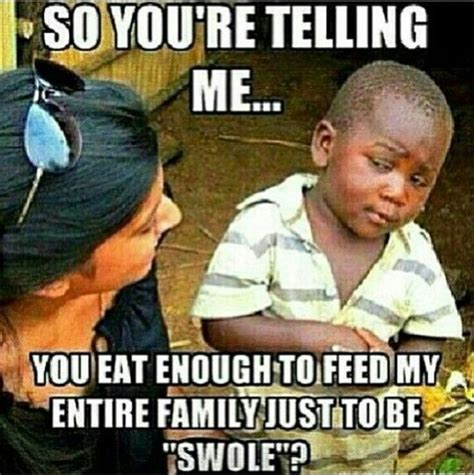 Confused African Kid Meme - 190 best images about fat guy fitness on pinterest