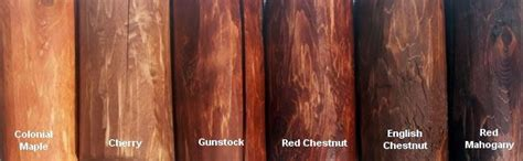 cedar stain colors minwax stains quot in the flesh quot warmer tones diy