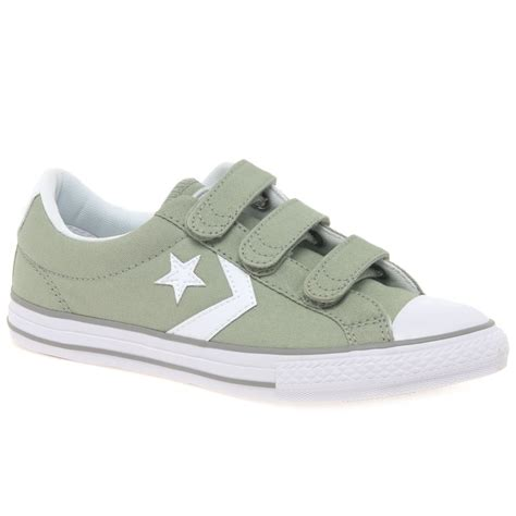 converse player 3v youth canvas shoes charles