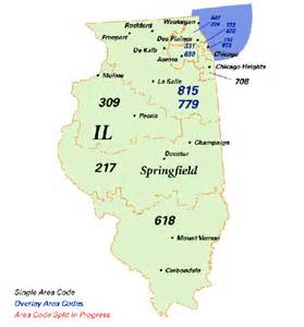 Illinois Area Code Map by Related Keywords Amp Suggestions For Illinois Area Codes