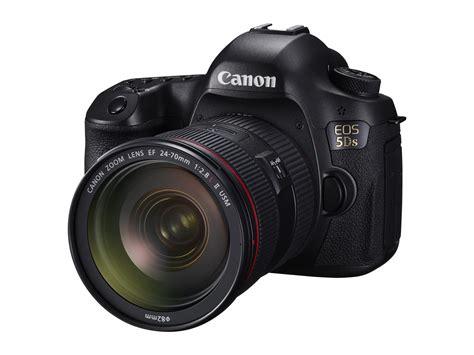 canon eos 5ds 5ds r mit 50 megapixel sensor vorgestellt