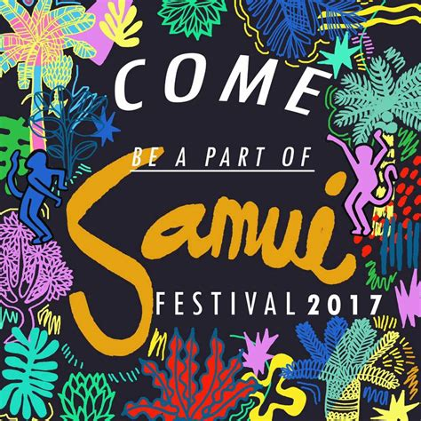 Wedding Celebration Festival 2017 by Samui Festival 2017 The Greatest Celebration