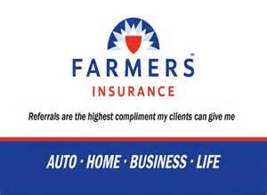 farmers insurance business cards farmers insurance saracino christopher ledes