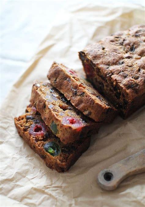 a p fruitcake boozy fruit cake flourishing foodie