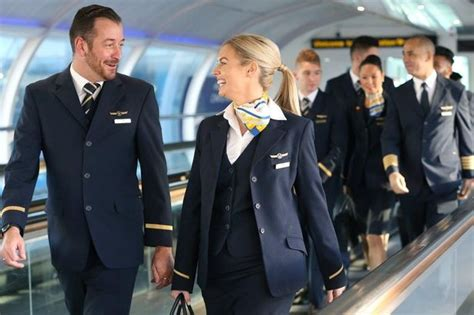 cabin crew members cabin crew members their secrets for a stress free