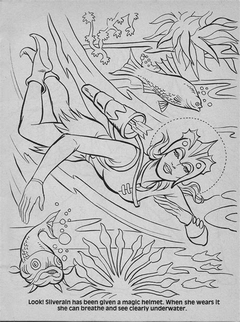 coloring pages dungeons and dragons advanced dungeons dragons characters coloring book 1983