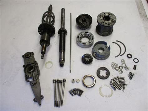 mercury outboard motor rebuild kit 44 817962a2 lower end rebuild kit mercury force 90 hp