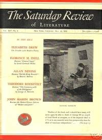 Saturday Review Literature Archives by Conrad The Saturday Review Of Literature New York Ny Usa